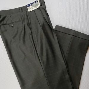 New with Tag Ralph Lauren Pleated Polo Dress Pant